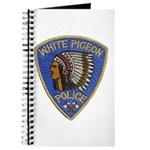 White Pigeon Police Journal