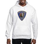 White Pigeon Police Hooded Sweatshirt