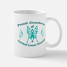 Proud Cervical Tribal Grandma Mug