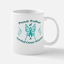 Proud Cervical Tribal Father Mug