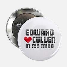 "Twilight Edward 2.25"" Button"