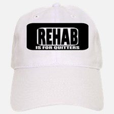 Rehab Baseball Baseball Cap