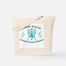 Proud Cervical Tribal Friend Tote Bag