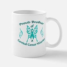 Proud Cervical Tribal Brother Mug