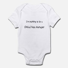 I'm training to be a Clinical Data Manager Infant