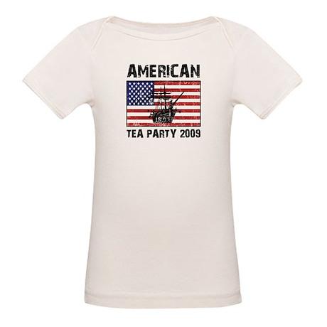 American Tea Party 2009 Organic Baby T-Shirt