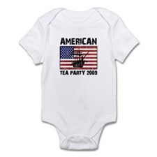 American Tea Party 2009 Infant Bodysuit