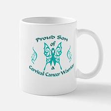 Proud Cervical Tribal Son Mug