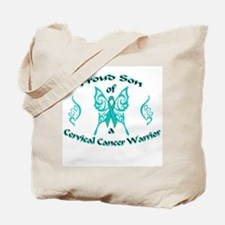 Proud Cervical Tribal Son Tote Bag