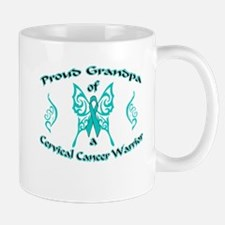 Proud Cervical Tribal Grandpa Mug