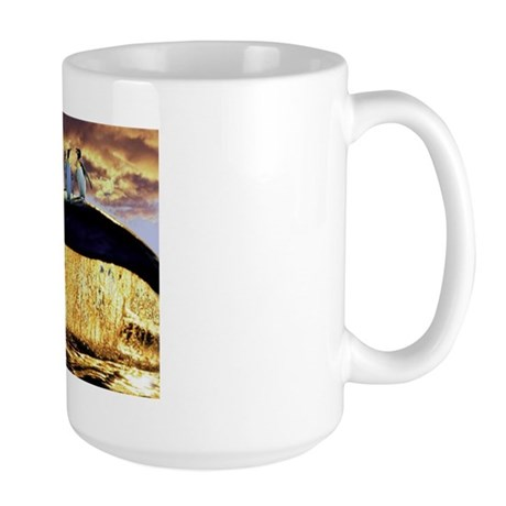Crisp Art Large Mug