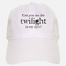 Twilight in my eyes Baseball Baseball Cap