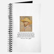 """Vincent Van Gogh"" Journal"