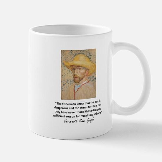 """""""Vincent Van Gogh"""" Mug"""