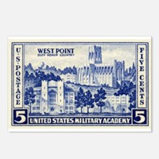 Cute West point Postcards (Package of 8)