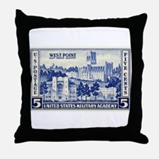 Funny Military Throw Pillow
