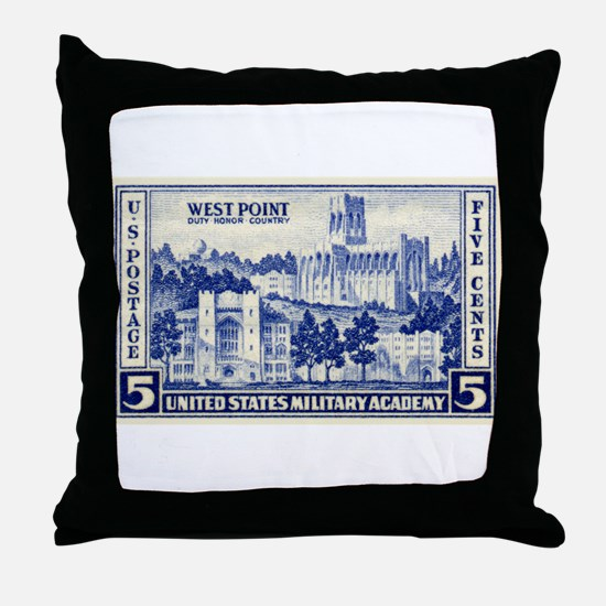 Cute Military history Throw Pillow