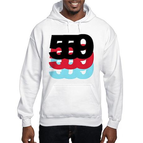 559 Hooded Sweatshirt