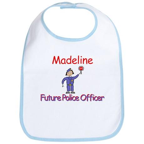 Madeline - Future Police Bib