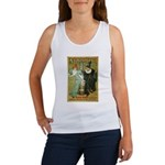 Parisian Absinthe Women's Tank Top