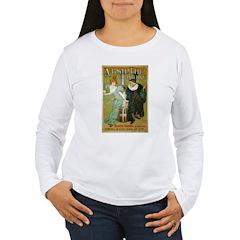 Parisian Absinthe Women's Long Sleeve T-Shirt