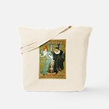 Parisian Absinthe Tote Bag