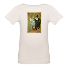Parisian Absinthe Organic Baby T-Shirt