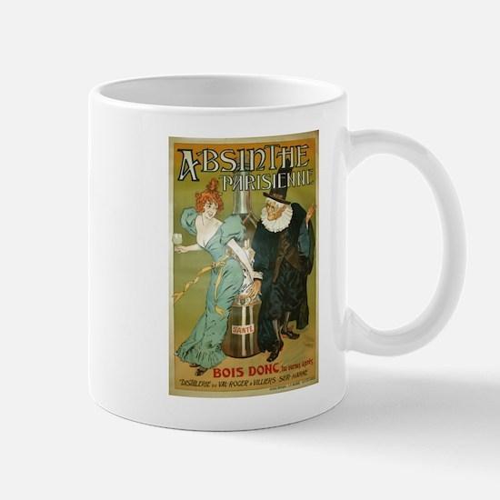 Parisian Absinthe Mug