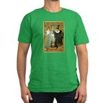 Parisian Absinthe Men's Fitted T-Shirt (dark)