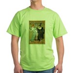 Parisian Absinthe Green T-Shirt
