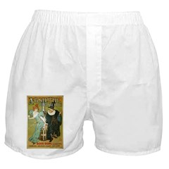 Parisian Absinthe Boxer Shorts