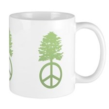 Peace Grows Mug