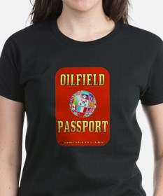 Oil Field Passport Tee