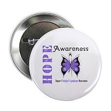 "Hodgkin's Lymphoma Hope 2.25"" Button (100 pack)"