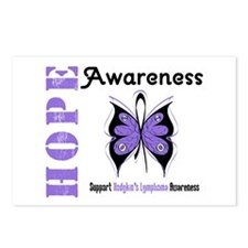 Hodgkin's Lymphoma Hope Postcards (Package of 8)