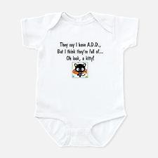 Unique A.d.d Infant Bodysuit