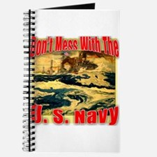 Don't Mess With the U.S. Navy Journal