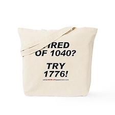1040-1776 Tote Bag