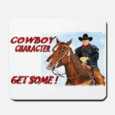 Get Some! Mousepad