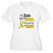 Angel 1 SON Child Cancer T-Shirt