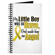 Angel 1 LITTLE BOY Child Cancer Journal
