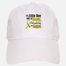 Angel 1 LITTLE BOY Child Cancer Baseball Baseball Cap