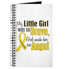 Angel 1 LITTLE GIRL Child Cancer Journal