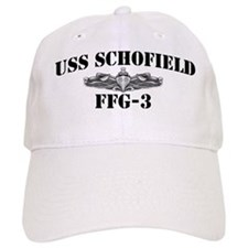 USS SCHOFIELD Baseball Cap