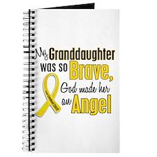 Angel 1 GRANDDAUGHTER Child Cancer Journal