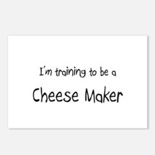 I'm training to be a Cheese Maker Postcards (Packa