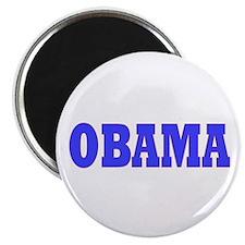 Single Barack Obama Magnet