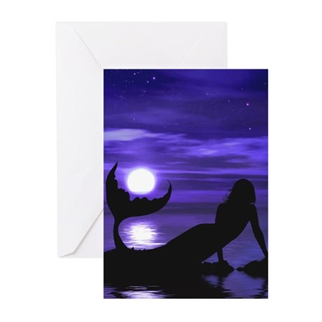 A Mermaid's Wish Greeting Cards (Pk of 20)