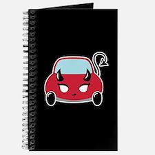 Cute Devil Car Journal