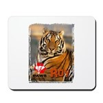 Roy the Tiger Mousepad